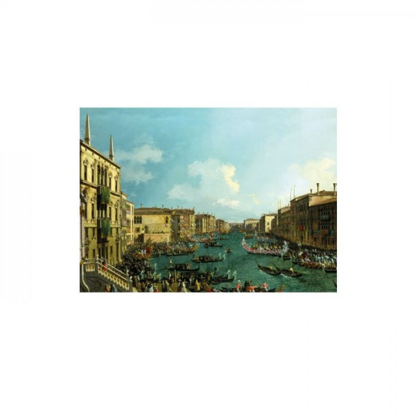 A Regatta on the Grand Canal 50x70 cm