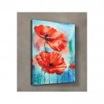 Acrylic Painting Kanvas Tablo 50X70 Cm