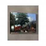 Aelbert Cuyp - River Landscape 50x70 cm