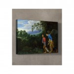 After Adam Elsheimer - Tobias and the Archangel Raphael 50x70 cm