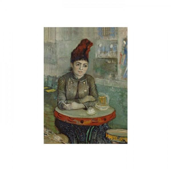 Agostina Segatori in Le Tambourin 50x70 cm