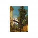 Albrecht Altdorfer - Landscape With Path 50x70 cm