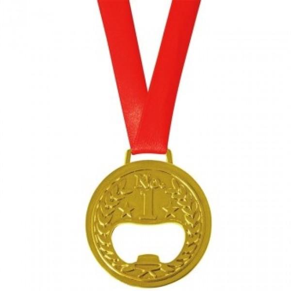 Altın Madalyon Şişe Açacağı