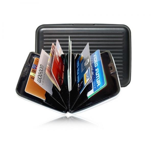 Alüminyum Kredi Kartlık Cüzdan