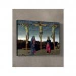 Andrea Del castagno - Crucifixion 50x70 cm