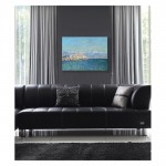 Antibes, Afternoon Effect 50x70 cm