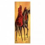 Arabic-2 30x90 cm Kanvas Tablo