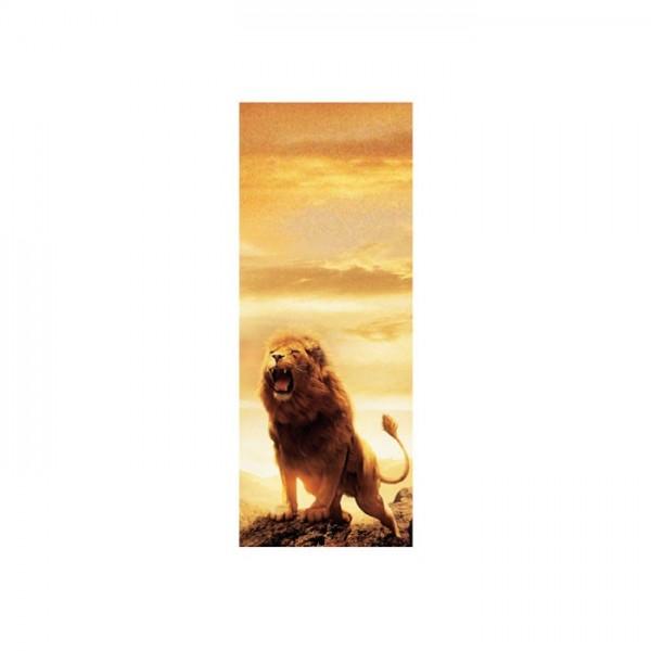 Aslan Kral Buzdolabı Sticker