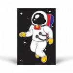 Astronot-2 Tuz Boyama
