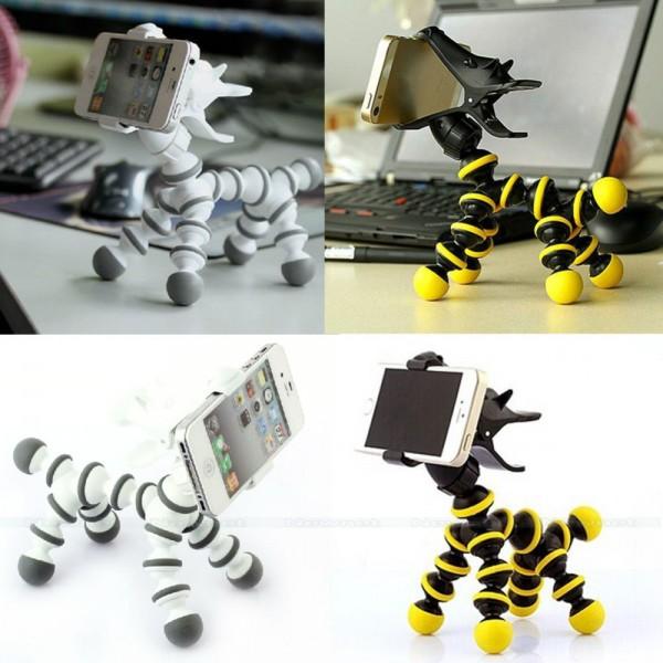 At Tasarımlı Dekoratif Universal Telefon Tutacağı Stand Aparat