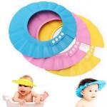 Ayarlanabilir Bebek Banyo Şapkası
