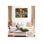 Babiloon Kanvas Tablo 50x70 Cm