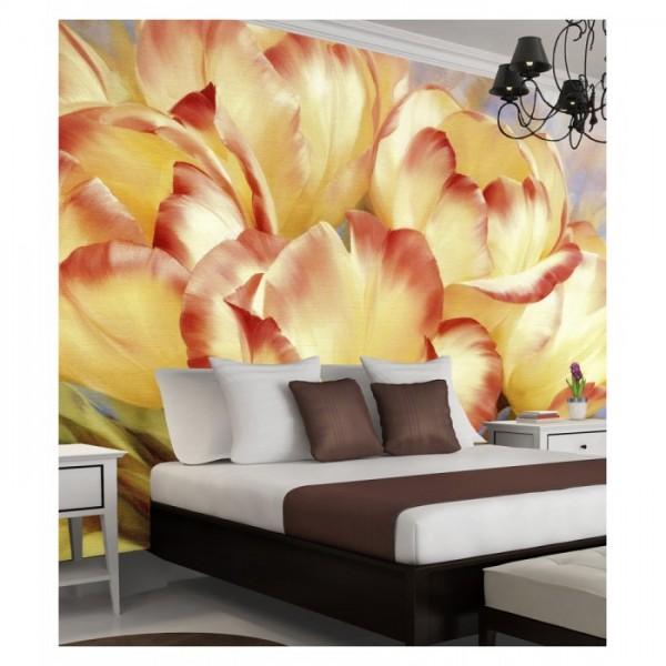 Baharın Gelişi 178x126 cm Duvar Resmi