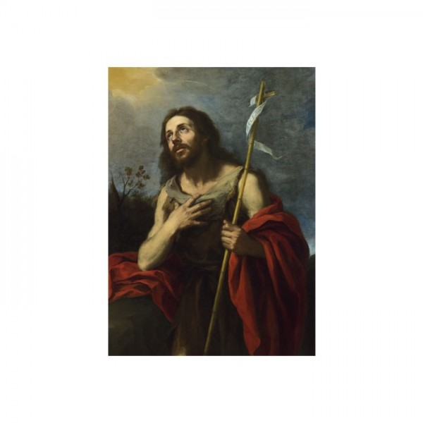 Bartolomé Esteban Murillo - Saint John the Baptist in the Wilderness 50x70 cm