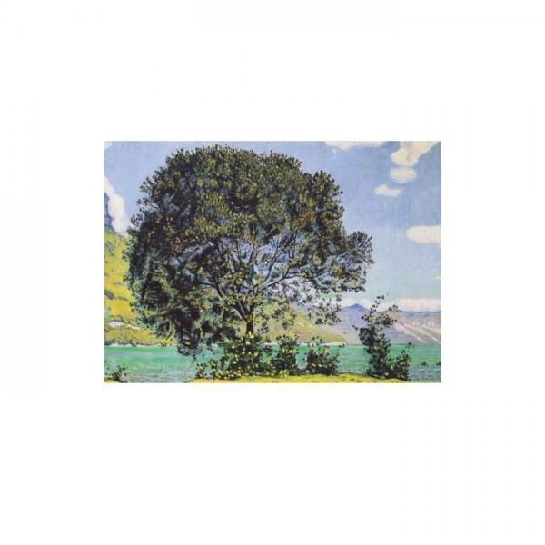 Baum am Brienzersee Vom Bodeli Aus 50x70 cm