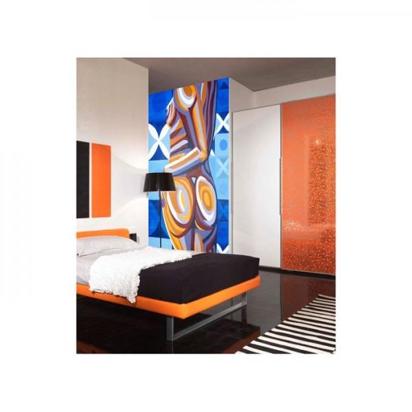 Belirgin Hatlar 89x140 cm Duvar Resmi