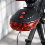 Bisiklet Lazer Işığı