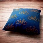 Bisikletler Stencil Tasarımı 30 x 30 cm