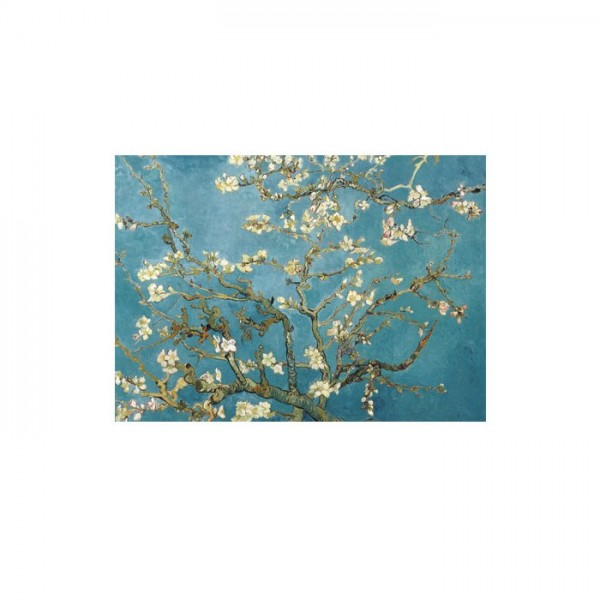 Blossoming Almond Tree 50x70 cm