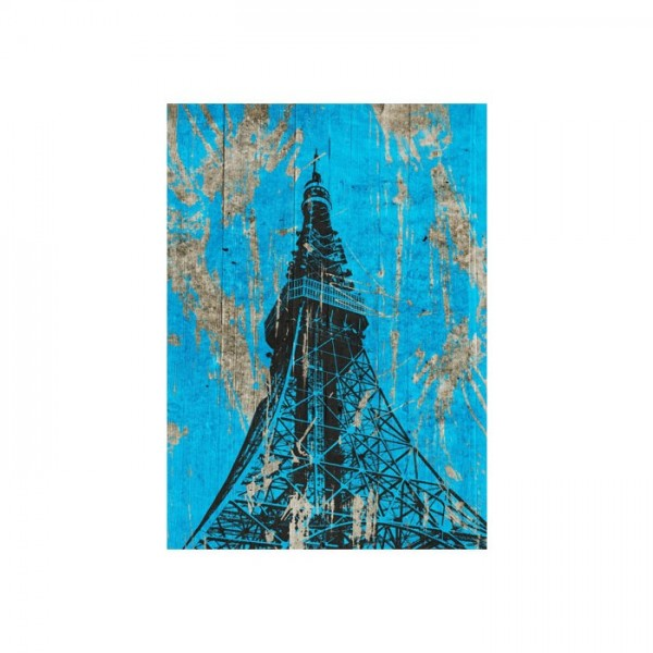 Blue Art Kanvas Tablo 50X70 Cm