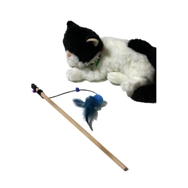 Buffer Eğlendiren Kedi Oltası