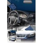 Buffer Otomobil Silecek Ayna ve Cam Koruyucu 3lü Set