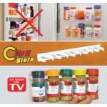 Buffer Şişe ve Kavanoz Organizeri Clip n Store