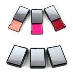 Buffer Telefon Arkası Ayna ve Dudak Parlatıcısı (3 Adet)