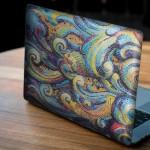 Büyük Mozaik Tablo Notebook Sticker