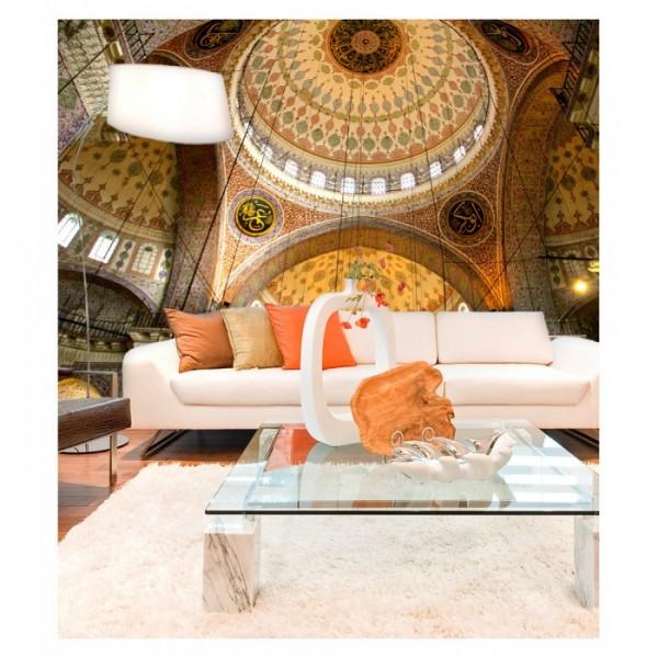 Cami Kubbesi 178x126 cm Duvar Resmi