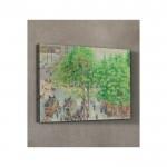 Camille Pissarro - Place du Theatre-Francais 50x70 cm