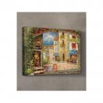 Capri and Amalfi Kanvas Tablo 50x70 Cm