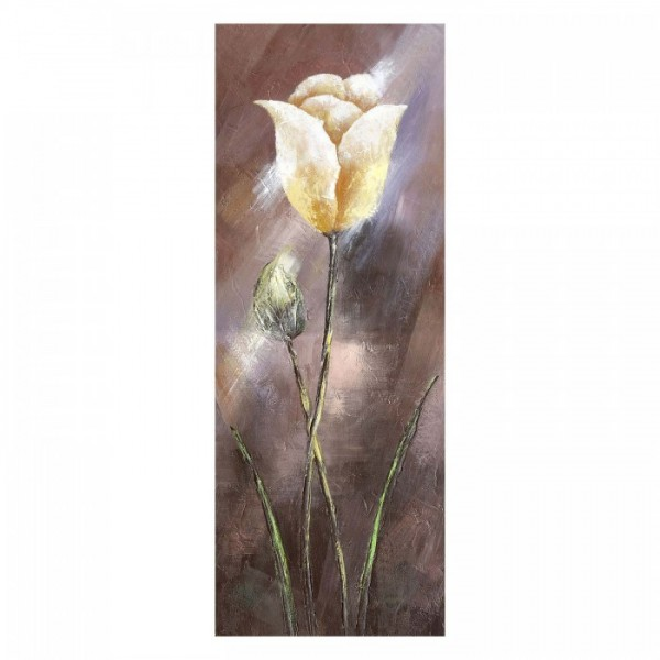Carnation 30x90 cm Kanvas Tablo
