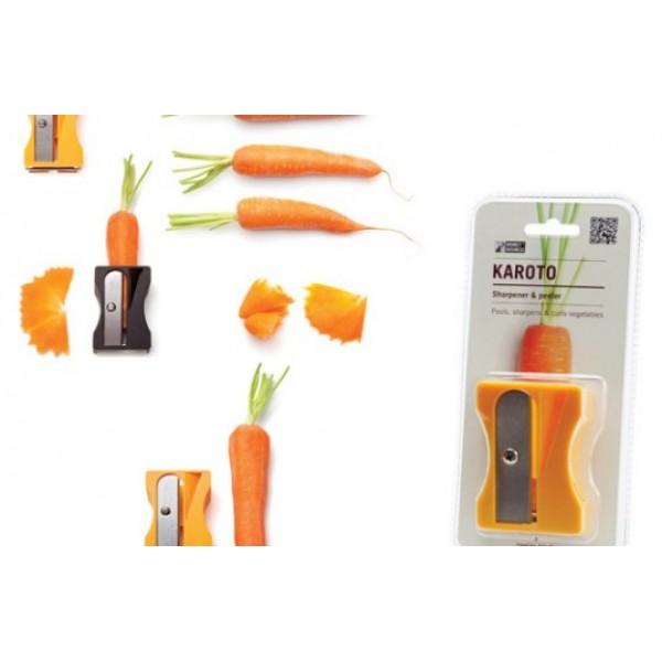 Carrot Sharpener Kalemtraş Havuç Soyacağı