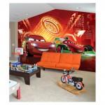Cars 178x126 cm Duvar Resmi