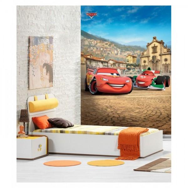 Cars 89x140 cm Duvar Resmi-1