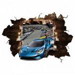 Cars Duvar Sticker