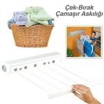 Çek-As Çamaşır Askılığı 4 İpli