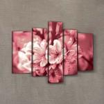 Cherry Blossom 95x70 cm Kanvas Tablo