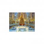 Christmas Tree Kanvas Tablo 50X70 Cm