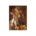 Chrysanthemum Kanvas Tablo 50X70 Cm