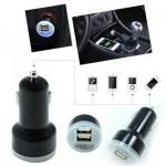 Çift USB Girişli Araç Şarj Adaptörü