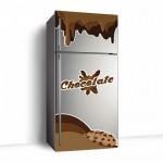 Çikolata Buzdolabı Sticker