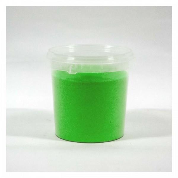 Çimen Yeşili Tuz 1 KG, Tuz Boyama, Dekoratif Renkli Tuz