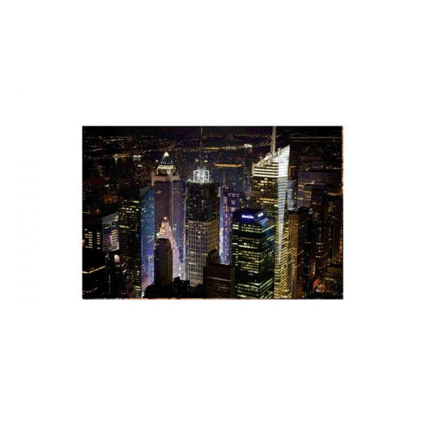 City Lights 178x126 cm Duvar Resmi