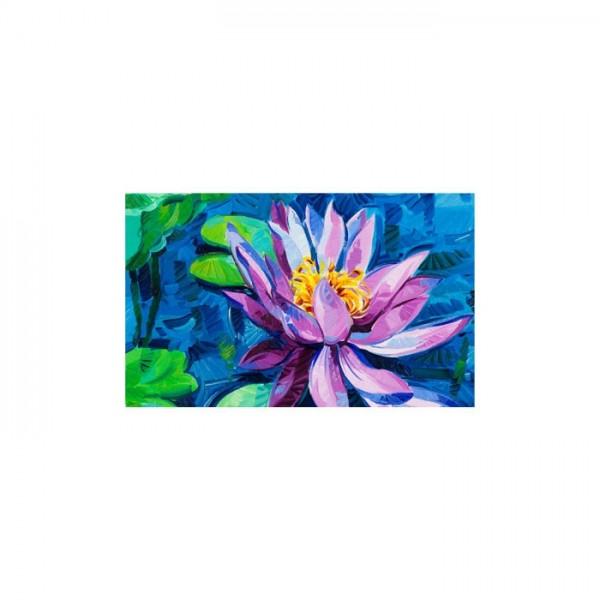 Colourful Flower 5 Parça Kanvas Tablo 135X85 Cm