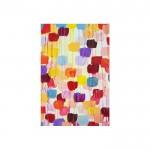 Colourful Tulips 2 Parça Kanvas Tablo 60X40 Cm