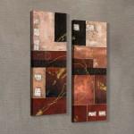 Cubes 60x90 cm Kanvas Tablo
