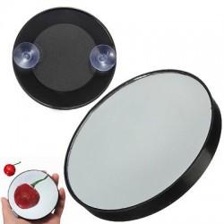 10x Büyüteçli Vantuzlu Pratik Kullanışlı Makyaj Lens Traş Aynası