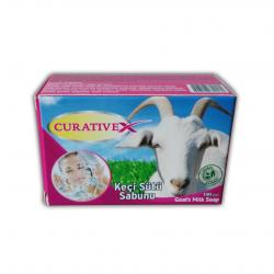 Curativex Doğal Keçi Sütü Sabunu